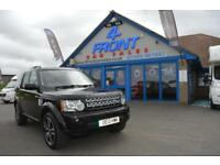 2013 LAND ROVER DISCOVERY 4 SDV6 HSE LUXURY 3.0 DIESEL AUTO 5 DOOR 7 SEATS 4X4 4