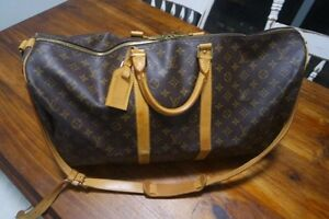 Genuine Louis Vuitton Keepall 55 Bandouliere Fortitude Valley Brisbane North East Preview
