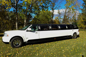 Lincoln Navigator Limo Stretch Limousine for Sale
