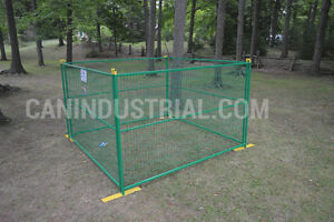 KENNEL PET RUN PANELS - Dogs Animals Livestock Breeders Fence