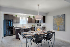 New Townhomes w/ Detached Garage- NO Condo Fees!