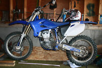 Yamaha 450z Low Hours