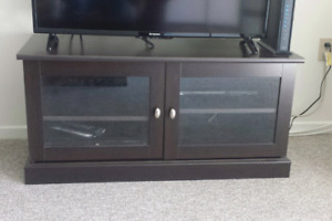 SAUNDERS TV Stand/Storage - MUST GO!