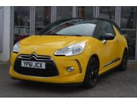 2011 CITROEN DS3 1.6 e-HDi Airdream DStyle Plus 3dr