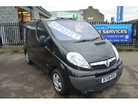 2008 VAUXHALL VIVARO SPORTIVE EXCELLENT CONDITION GENUINE SPORTIVE ELECTRIC PACK