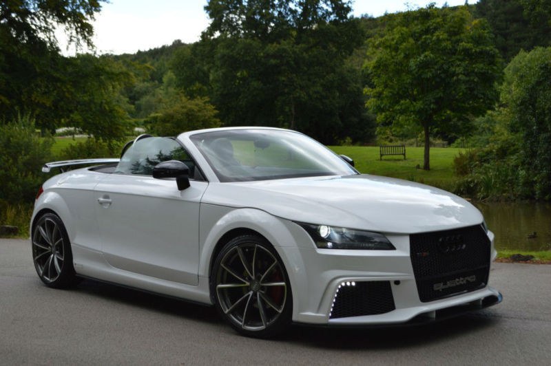 2007 audi tt roadster 2 0 tfsi t full xclusive custom. Black Bedroom Furniture Sets. Home Design Ideas
