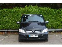 Mercedes-Benz Viano 2.2CDI ( 163bhp ) ( Compact ) auto Ambiente