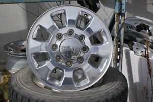 GMC - CHEV wheels