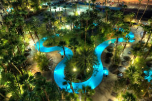 "LAS VEGAS VACATION ""TAHITI VILLAGE"" Sleeps 4"