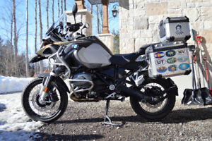 BMW R1200 GSA Adventure 2015