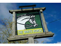 Full Time Duty Manager - Up to £20,000 per year - White Horse - Burnham Green - Hertfordshire