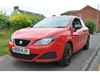 Seat Ibiza 1.2 S Sport Coupe 3dr (a/c) ( full service history)