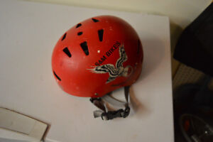 bike/skate board helmet