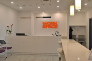 Private Offices in Larry Uteck