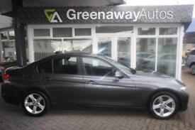 2013 BMW 3 SERIES 320D SE SAT NAV LEATHER SALOON DIESEL