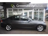 2013 BMW 3 SERIES 320D SE SAT NAV LEATHER SALOON DIESEL