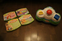 Baby Leap Console and Games