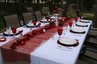 Christmas & New Year Party Rentals - FAB HOSPITALITY