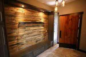 DIY ACCENT WALL PALLET WOOD FOR SALE