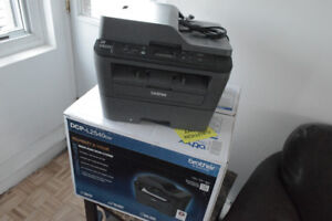 Brother DCP-L2540DW Wireless Compact Laser 3 in 1 Printer/Imprim