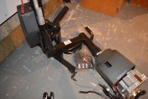lift Bruno pour fauteuil roulant ou quadriporteur vsl-6900
