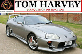 TOYOTA SUPRA TWIN TURBO AUTO, APPRECIATING LEGEND RARE SOUGHT AFTER COLOUR!!