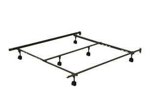 6 wheel steel Queen roller frame w/center support,Made in Canada