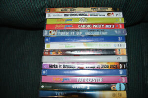 DVD Musical Collection