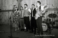 THE AMORES 5 - wedding/private party/special event band, Toronto