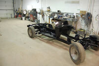 Kit Car!! Hot rod Chassis