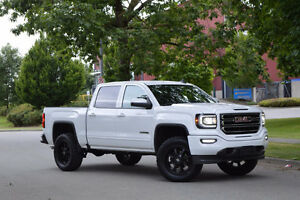 2017 GMC Sierra 1500 Crew Cab 4X4 Lifted Leather Loaded 5.3L V8