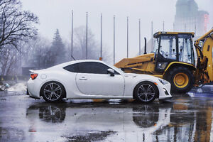 2013 Scion FR-S 6sp No Accidents, LOW KM, lowered