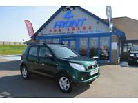 2009 DAIHATSU TERIOS KIRI 1.5 PETROL 5 SPEED MANUAL 5 DOOR 4X4 4X4 PETROL
