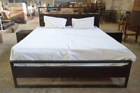 FREE king or queen beds made from Acacia wood