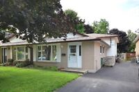 Beautiful House for Rent in Orangeville- 3 Bedroom/2 Bathrooms