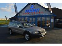 2001 VOLVO XC70 AWD 2.4 CROSS COUNTRY PETROL AUTOMATIC 5 DOOR ESTATE ESTATE PETR