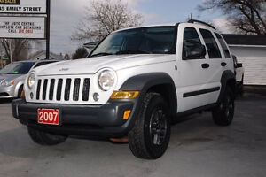 2007 Jeep Liberty 4X4 SUV, Crossover