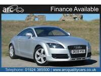 2009 Audi TT 2.0T FSI 2dr 2 door Coupe