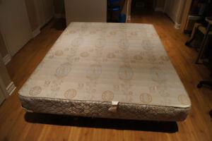 Sommier et base de lit metallique