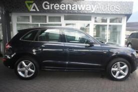 2012 AUDI Q5 TDI QUATTRO S LINE YES 1 OWNER AND ONLY 9K ESTATE DIESEL