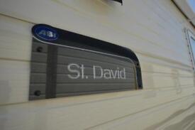 Static Caravan Dymchurch Kent 2 Bedrooms 6 Berth ABI St David 2018 New Beach