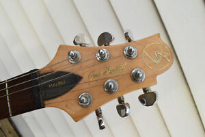 Greg Bennette design electric guitar