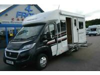 2016 SWIFT LIFESTYLE 664 DISABLE ACCESS MOTORHOME CAMPERVAN FIAT DUCATO 2.3 DIES
