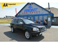 2013 VOLVO XC90 D5 EXECUTIVE AWD 2.4 DIESEL AUTOMATIC 7 SEATS 5 DOOR 4X4 4X4 DIE