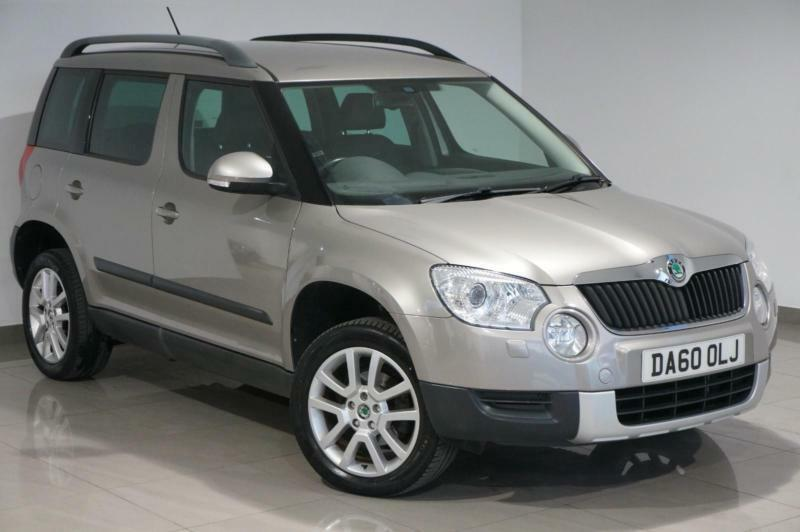 2011 beige skoda yeti 2 0tdi cr 110ps elegance. Black Bedroom Furniture Sets. Home Design Ideas