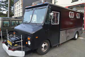 Vancouver Operated Food Truck for Sale