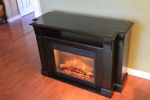**** SOLD **** Dimplex Electric Fireplace
