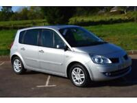RENAULT SCENIC 2.0 Dynamique ONE OWNER VERY LOW MILEAGE ONLY 11,000 MILES