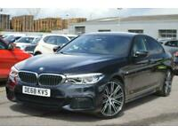 2018 BMW 5 Series 530d xDrive M Sport 4dr Auto Saloon Saloon Diesel Automatic