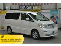 TOYOTA ALPHARD V 3.0 MX L EDITION AUTOMATIC 7 SEAT MPV WITH DISABLED ACCESS
